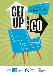 get up and go leaflet