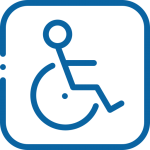 disabled sign