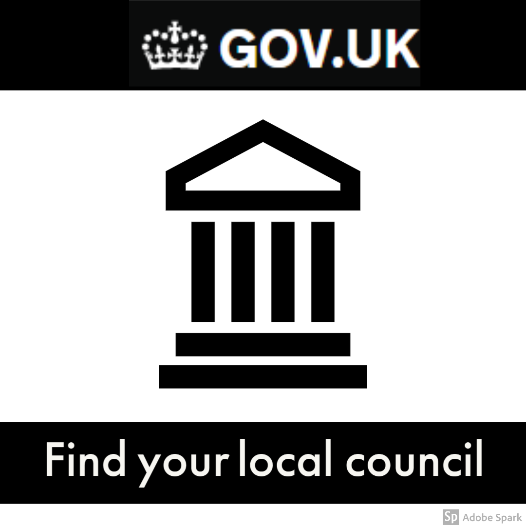 Find your local council